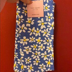 Kate Spade 2 pack Daisy Dishcloths